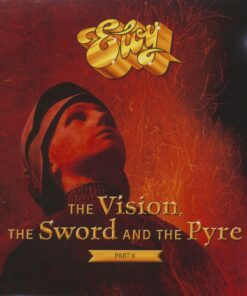 ELOY - The vision, the sword and the pyre - LP