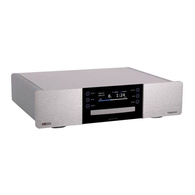 Trigon-Exxceed-CD-Player-silver