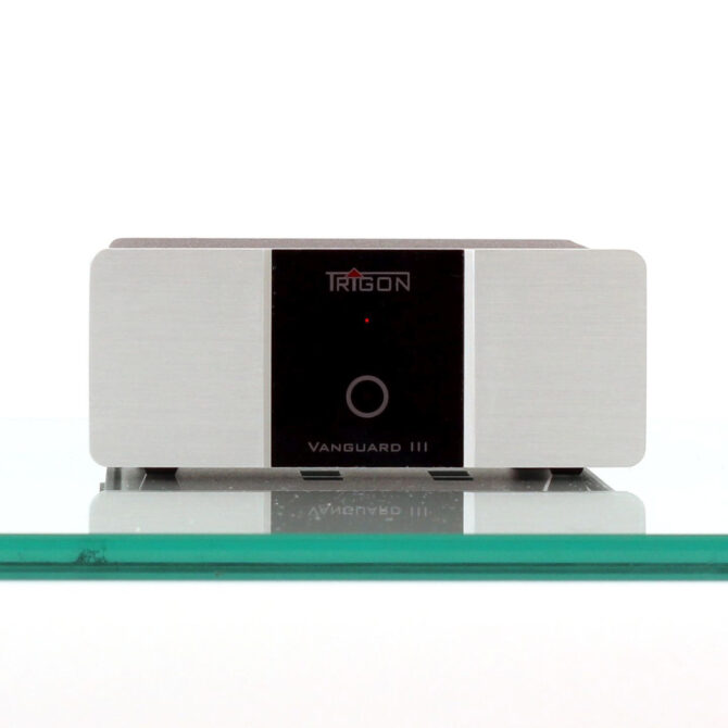 Trigon-Vanguard-III-Phono-silver